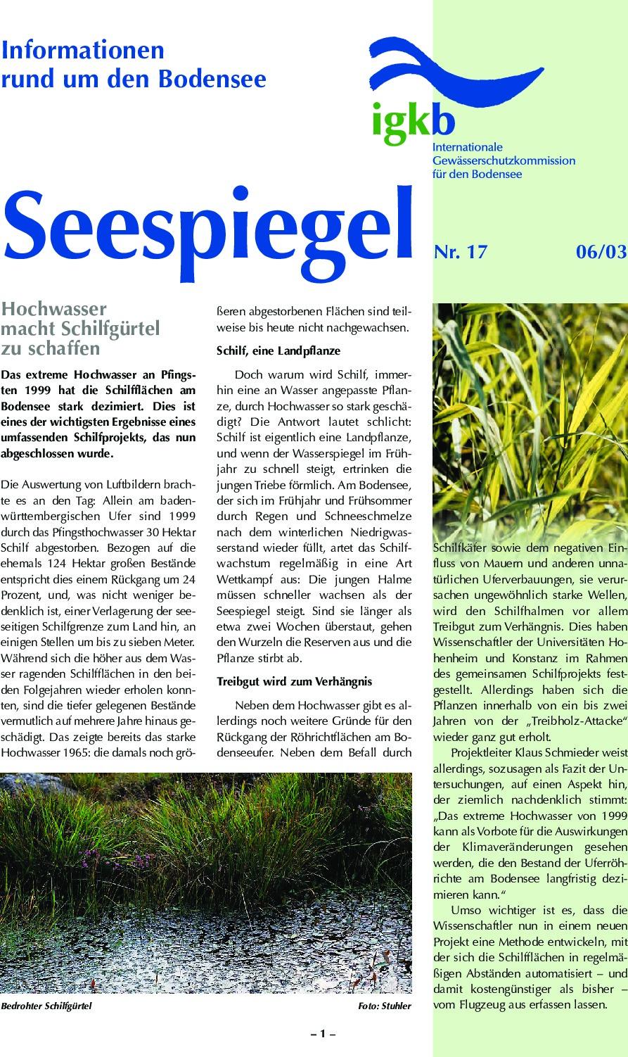 thumbnail of Seespiegel-Nr-17