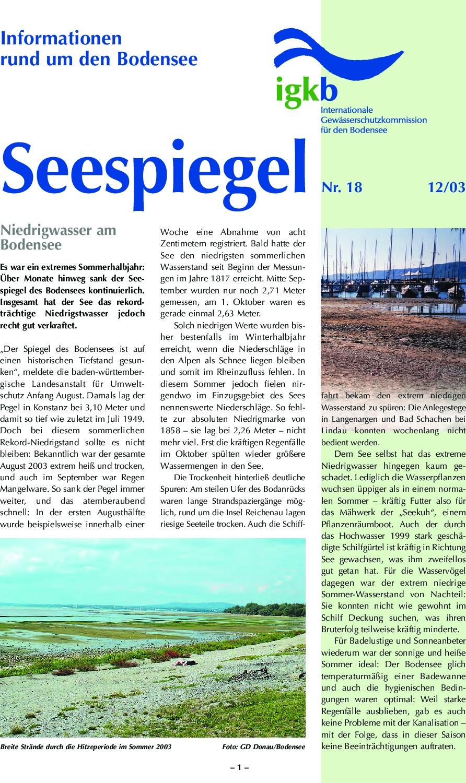 thumbnail of Seespiegel-Nr-18