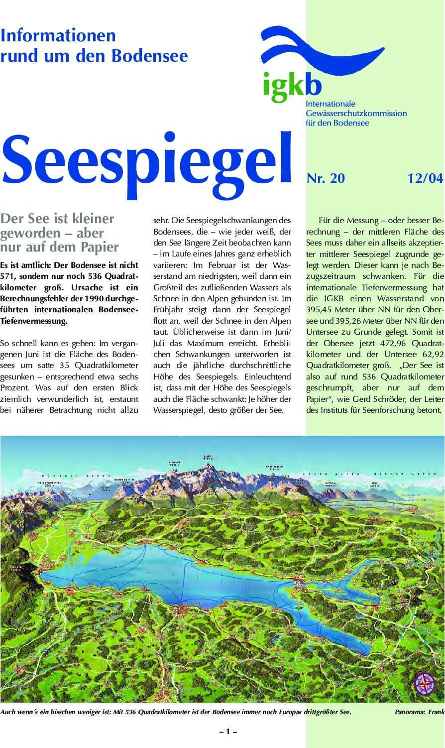 thumbnail of Seespiegel-Nr-20