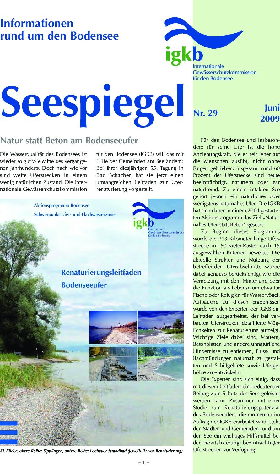 thumbnail of Seespiegel-Nr-29