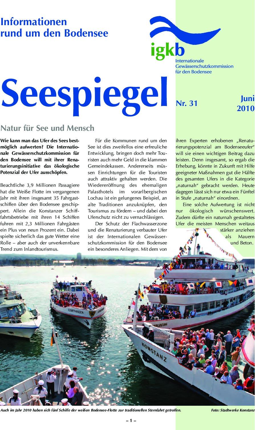 thumbnail of Seespiegel-Nr-31