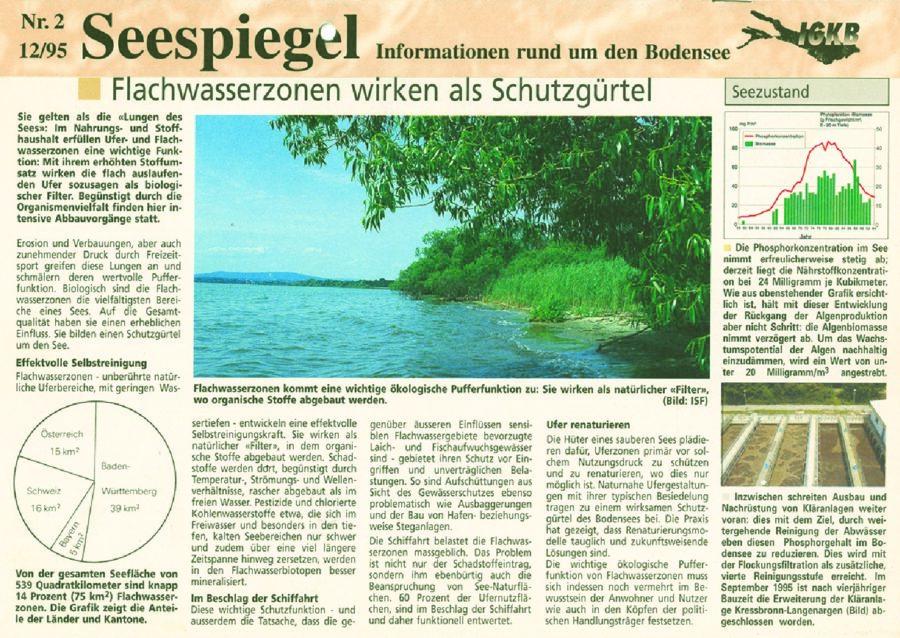 Ausgabe Nr. 02 - Dezember 1995