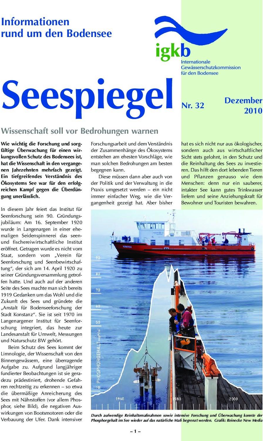 Ausgabe Nr. 32 - Dezember 2010